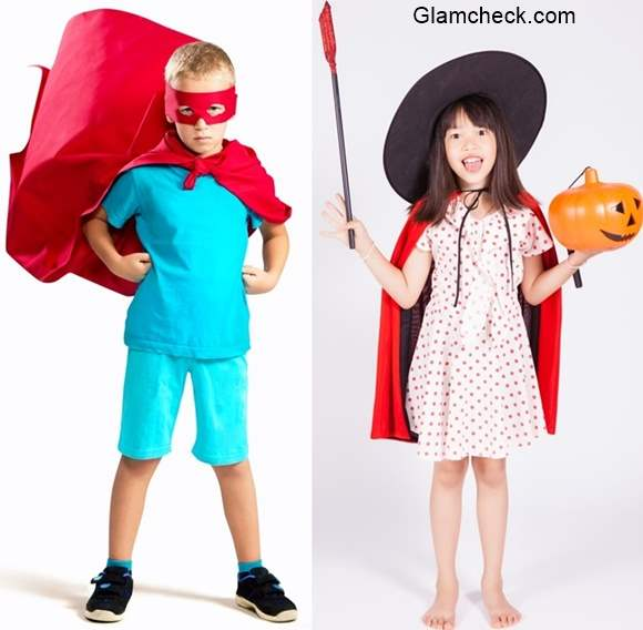 Last Minute, Easy Halloween costume for Kids