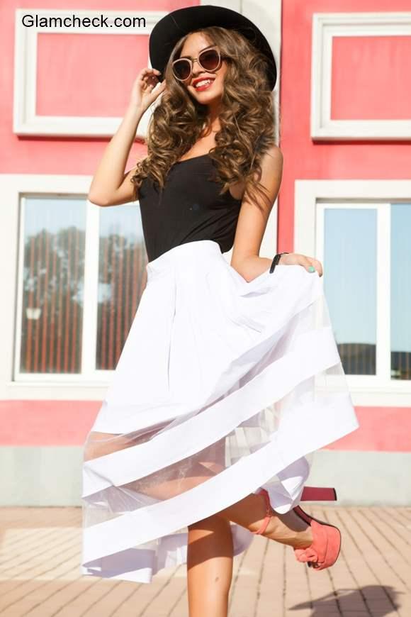 Styling Midi Skirts