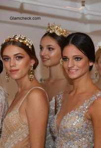 5 Bridal Makeup Trends – Julie Vino Bridal Fall-Winter 2016