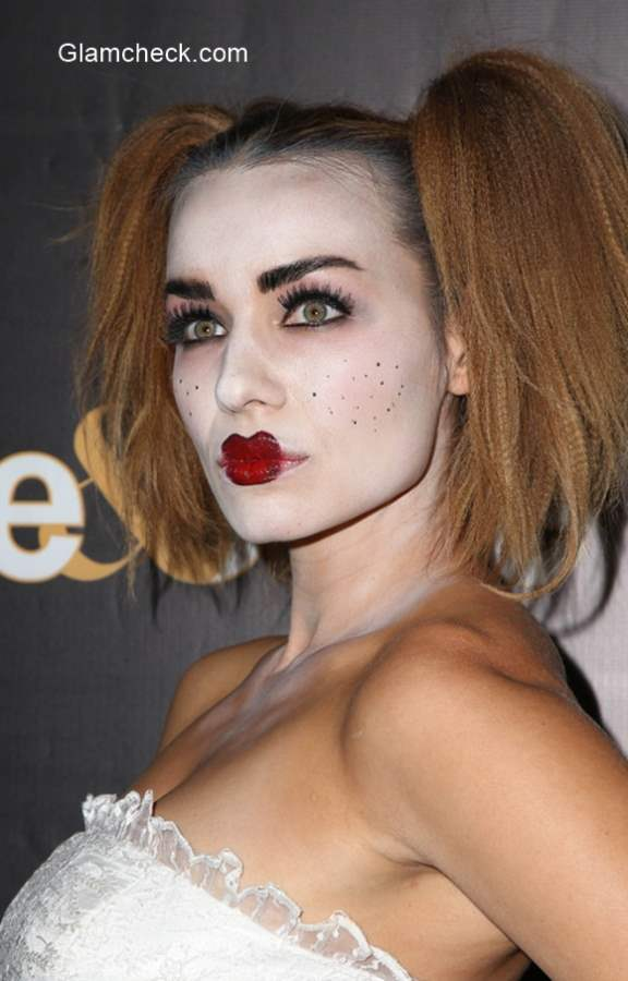 Best Of Celeb Halloween Looks From The Eye Candy Halloween Bash