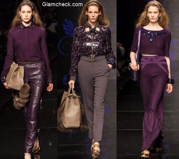 Formal Festive Wear -Aigner Autumn-Winter 2015
