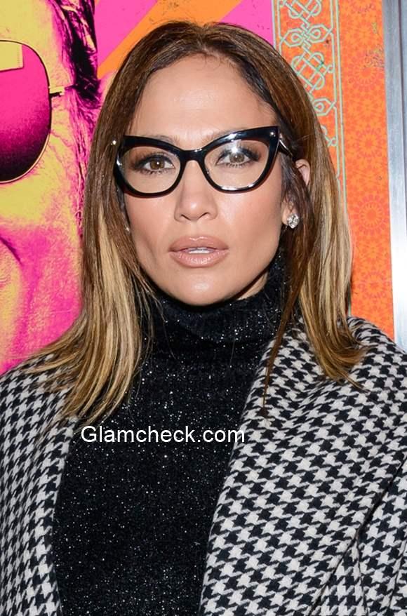 Geeky Glasses - Jennifer Lopez