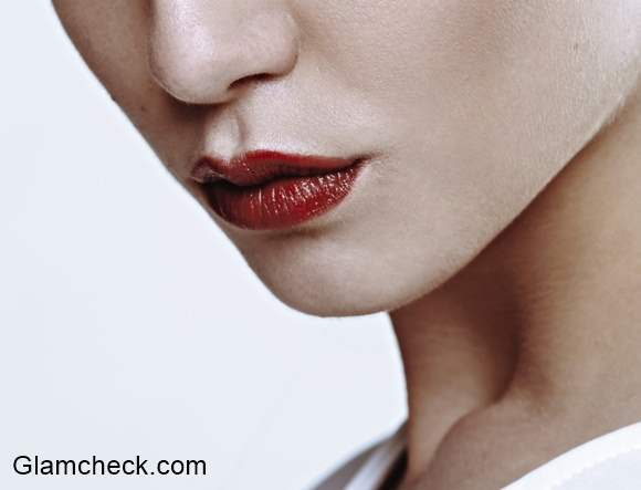Glamcheck Fall Makeup 2015 Trend Mulberry Lips