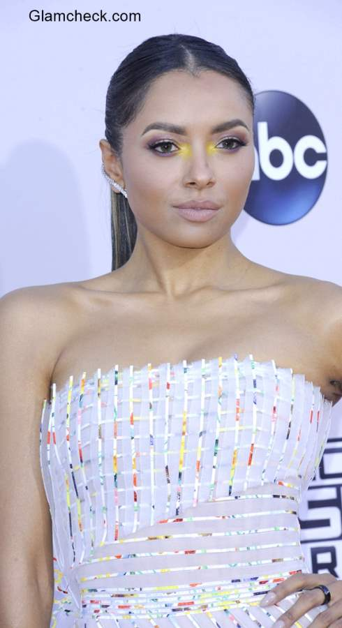 Kat Graham at 2015 American Music Awards