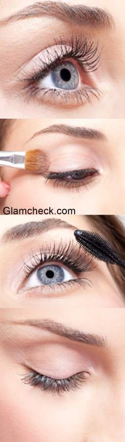 Natural Eye Makeup DIY