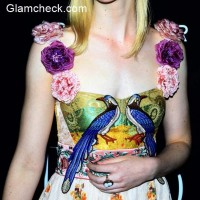 Whimsical Gucci Gown