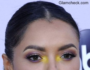Kat Graham's striking Yellow Eye Makeup – Yay or Nay?