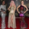 Celebs in Sequins Gowns and Dresses
