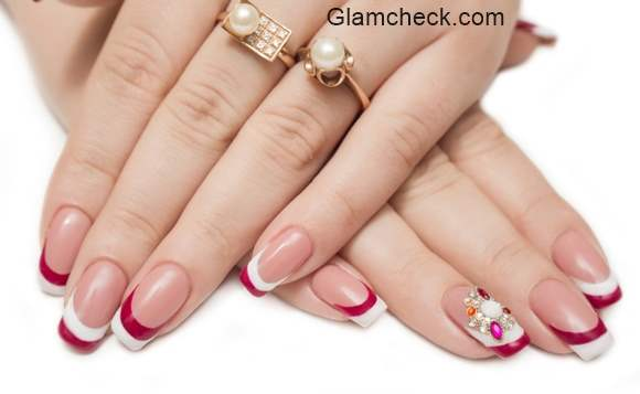 Christmas Nail Art Inspirations