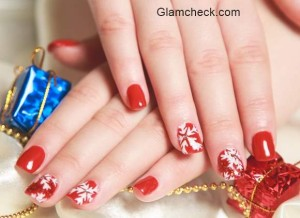 5 Christmas Nail Art Inspirations