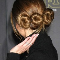 Princess Leia inspired Hairstyle