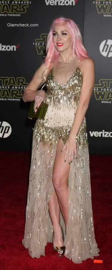 Sequin Gown Bonnie McKee