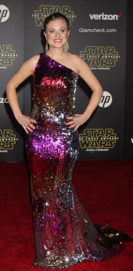 Sequin Gown Bonnie Plesse