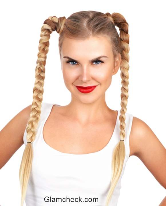 Back-to-School Braids