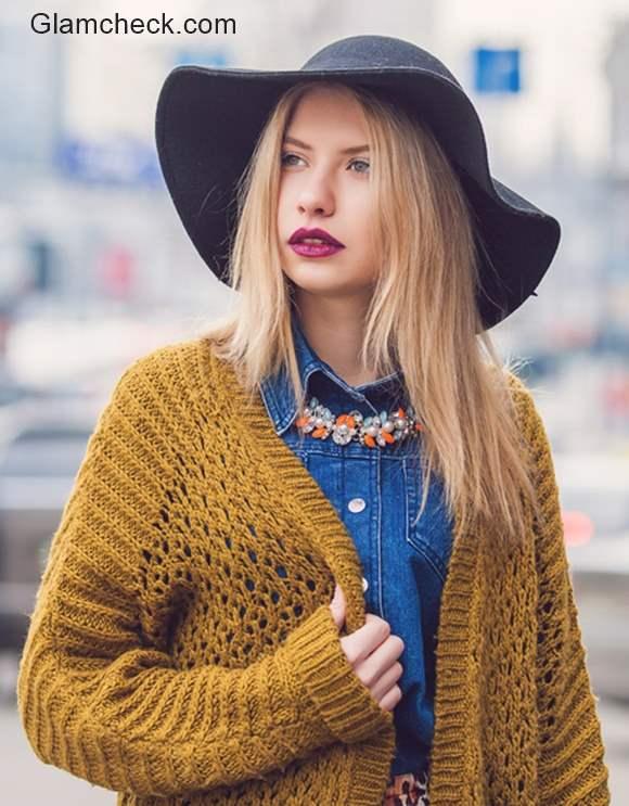 Fall-Winter Style Mix-match and Layering