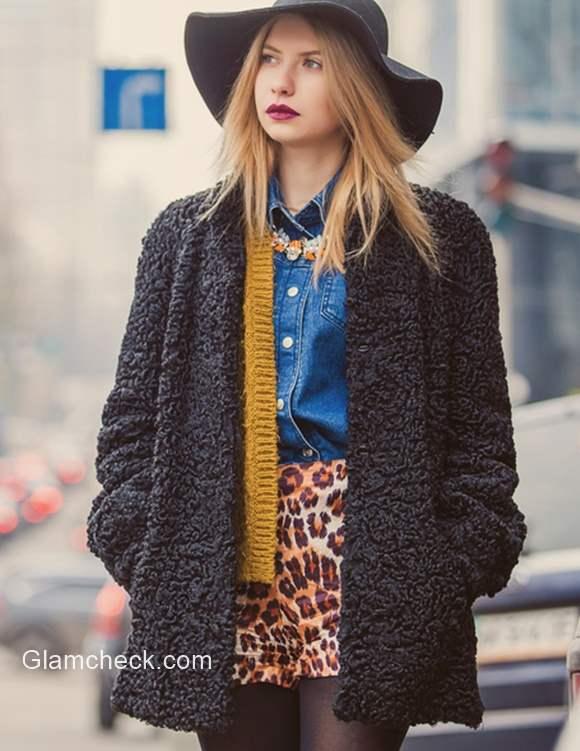 Fall-Winter Style inspiration Mix-match and Layering