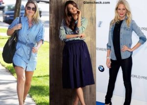 How to wear Denim Shirt – 4 Stylish Ways