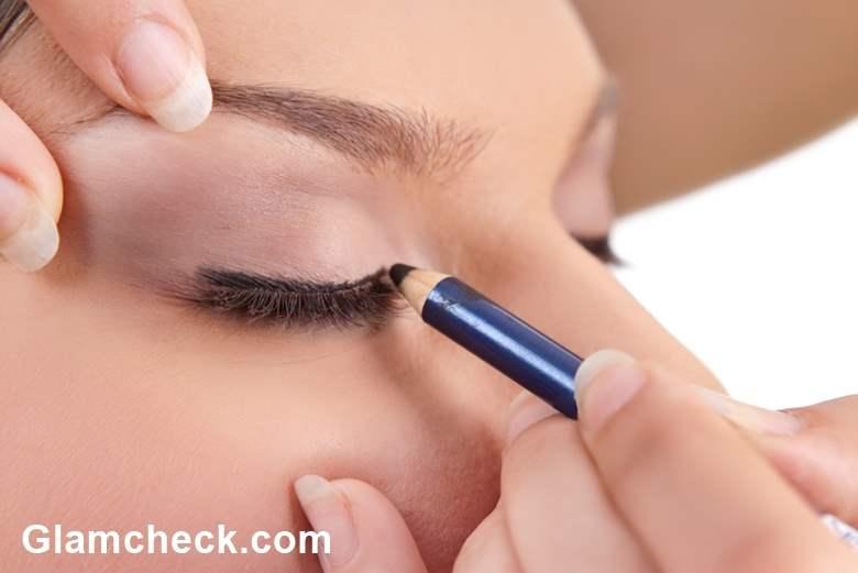 Q-tip Eye Makeup