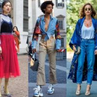 5 Street Style Looks Early Fall 2018