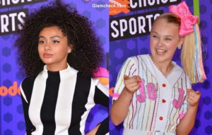 Hairstyles at the Nickelodeon Kids' Choice Sports Awards 2018