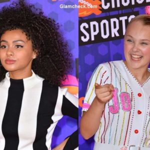 Hairstyles at the Nickelodeon Kids Choice Sports Awards 2018