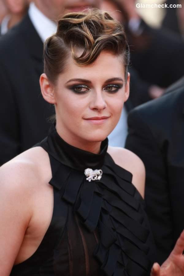 Kristen Stewart 2018 hairstyle - Mullet Haircut Styles