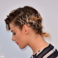 Mullet Hairstyle Inspired by Kristen Stewart