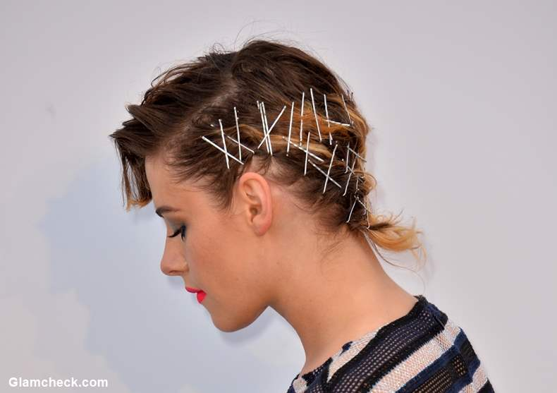 Enjoyable Mullet Haircut Styles Inspired By Kristen Stewart Natural Hairstyles Runnerswayorg