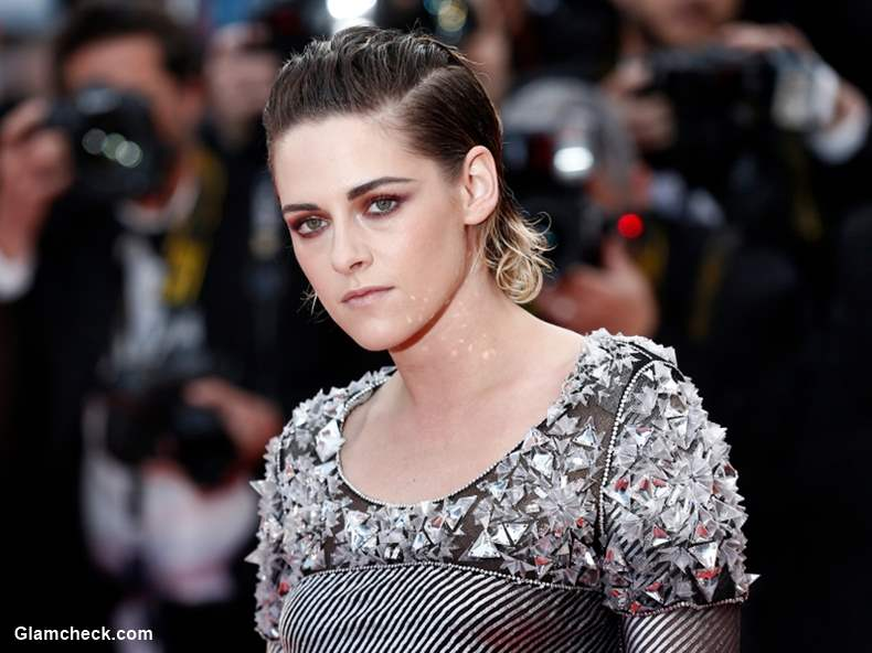 Mullet Haircut styles Kristen Stewart
