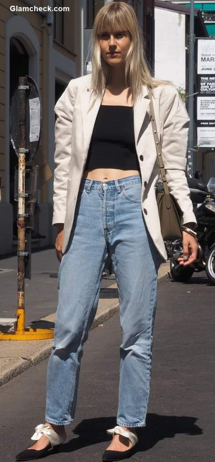 Street Style Looks Early Fall 2018