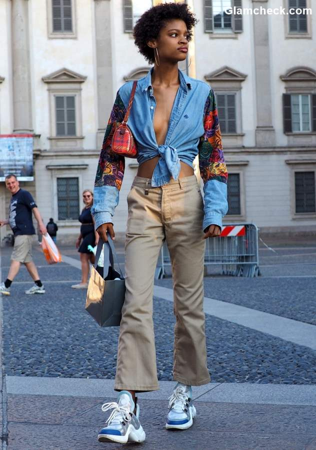 Street Style Looks for Early Fall