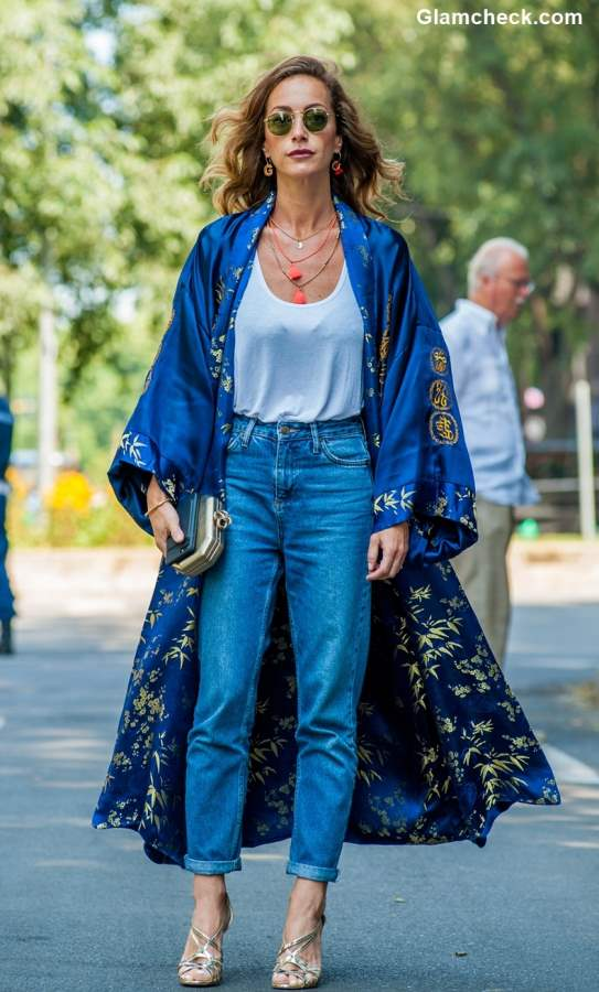 Street Style Looks for the Early Fall