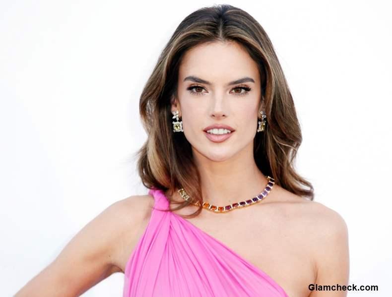 Alessandra Ambrosio Victorias secret angel 2018