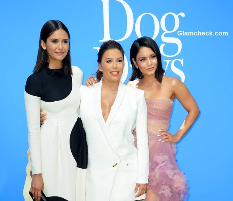 Celebrity Looks at Dog Days LA Premier