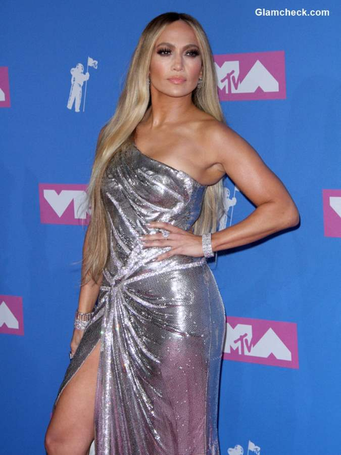 Jennifer Lopez at MTV Music Awards 2018