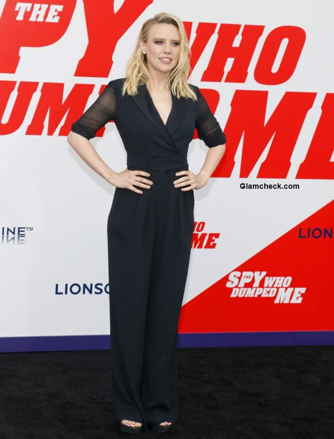 Kate McKinnon 2018 at The Spy Who Dumped Me LA Premier