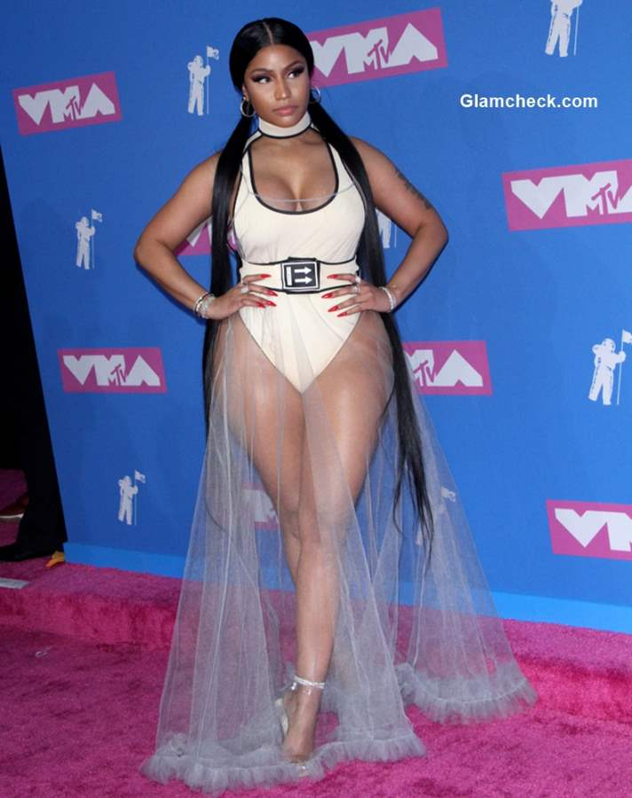 Nicki Minaj 2018 MTV Video Music Awards