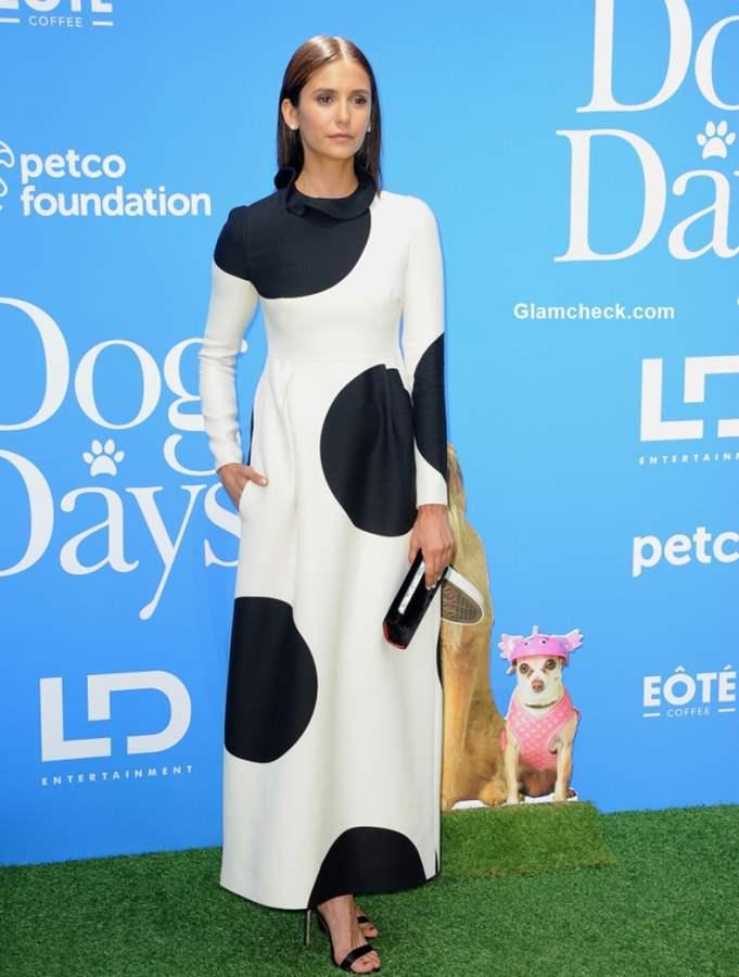 Nina Dobrev 2018 Dog Days Premier