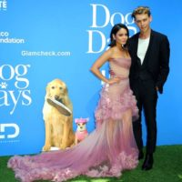 Vanessa Hudgens and Austin Butler 2018 Dog Days Premier