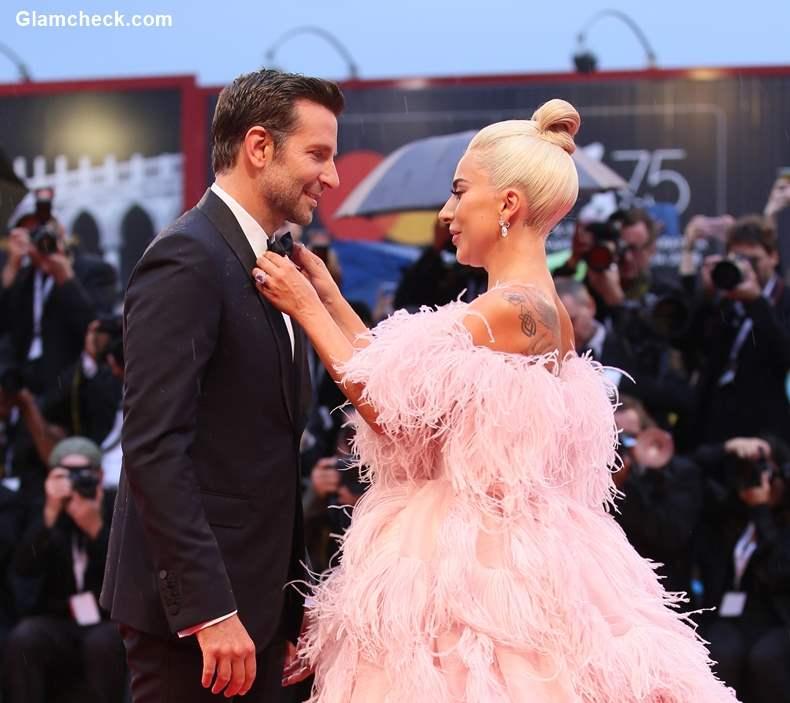 Bradley Cooper Lady Gaga Venic Film Festival 2018