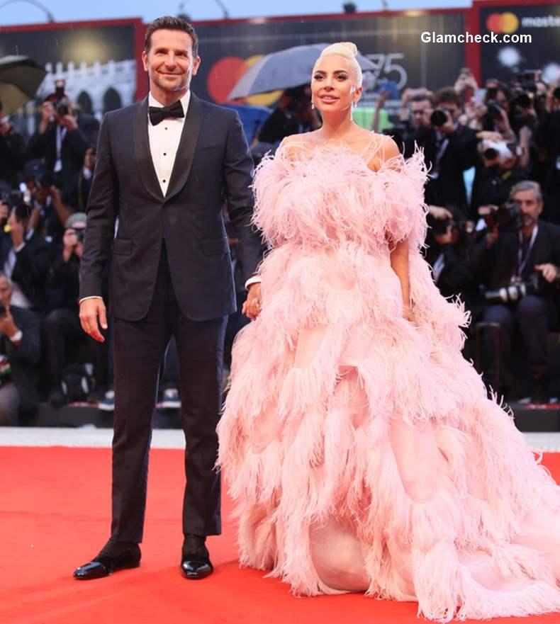 Lady Gaga Bradley Cooper Venice Film Festival 2018