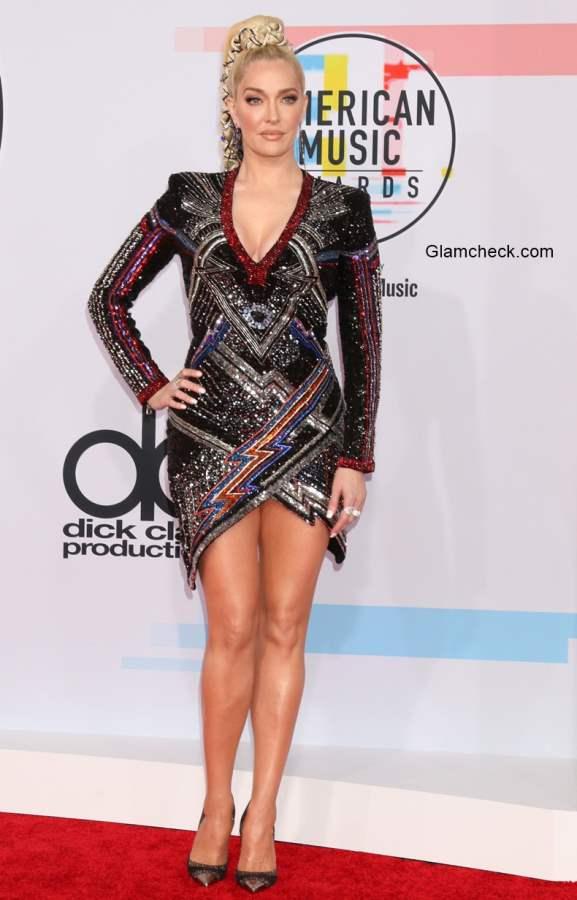Erika Jayne at 2018 American Music Awards