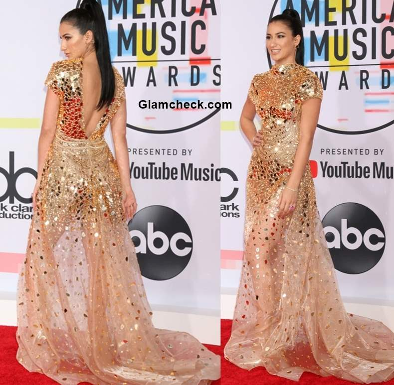 Lexy Panterra at 2018 American Music Awards