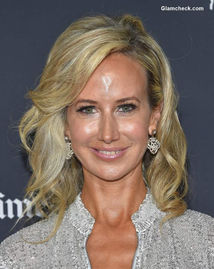 Natural Makeup - Lady Victoria Hervey 2018