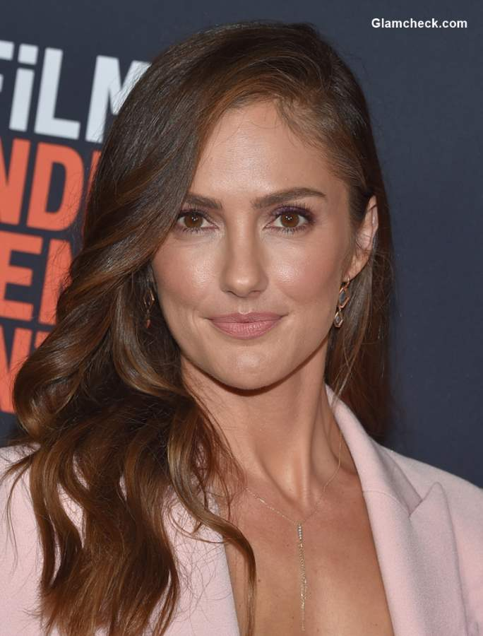 Natural Makeup - Minka Kelly 2018