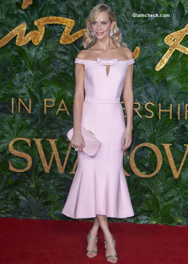Poppy Delevingne The British Fashion Awards 2018