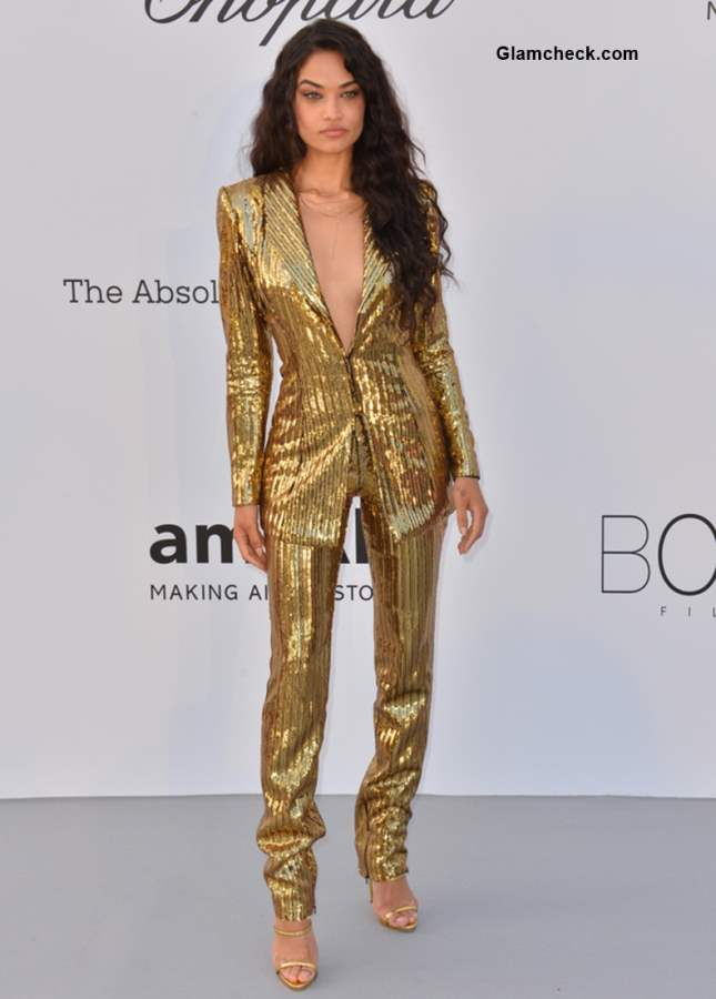 Sequin Pant suit For Christmas