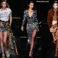 Versace Pre-Fall 2019 Collection