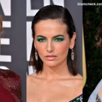 Beauty Looks at the Red Carpet of 2019 Golden Globe Awards