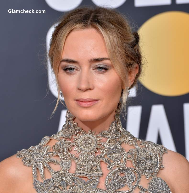 Emily Blunt 2019 Golden Globe Awards